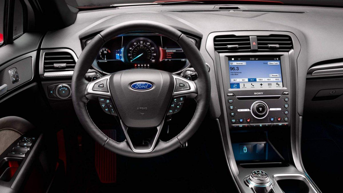 Ford Recalls Nearly 1 4 Million Fusion And Mkz Sedans Because Steering Wheels Could Fall Off
