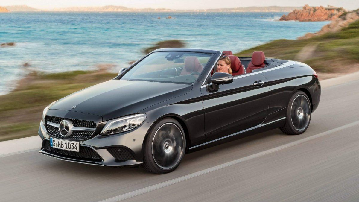 2019 Mercedes Benz C Class Coupe And Cabriolet Unveiled Ahead Of Ny Debut