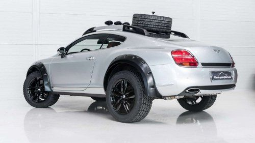 Bentley Conti GT Off-Road 24 res