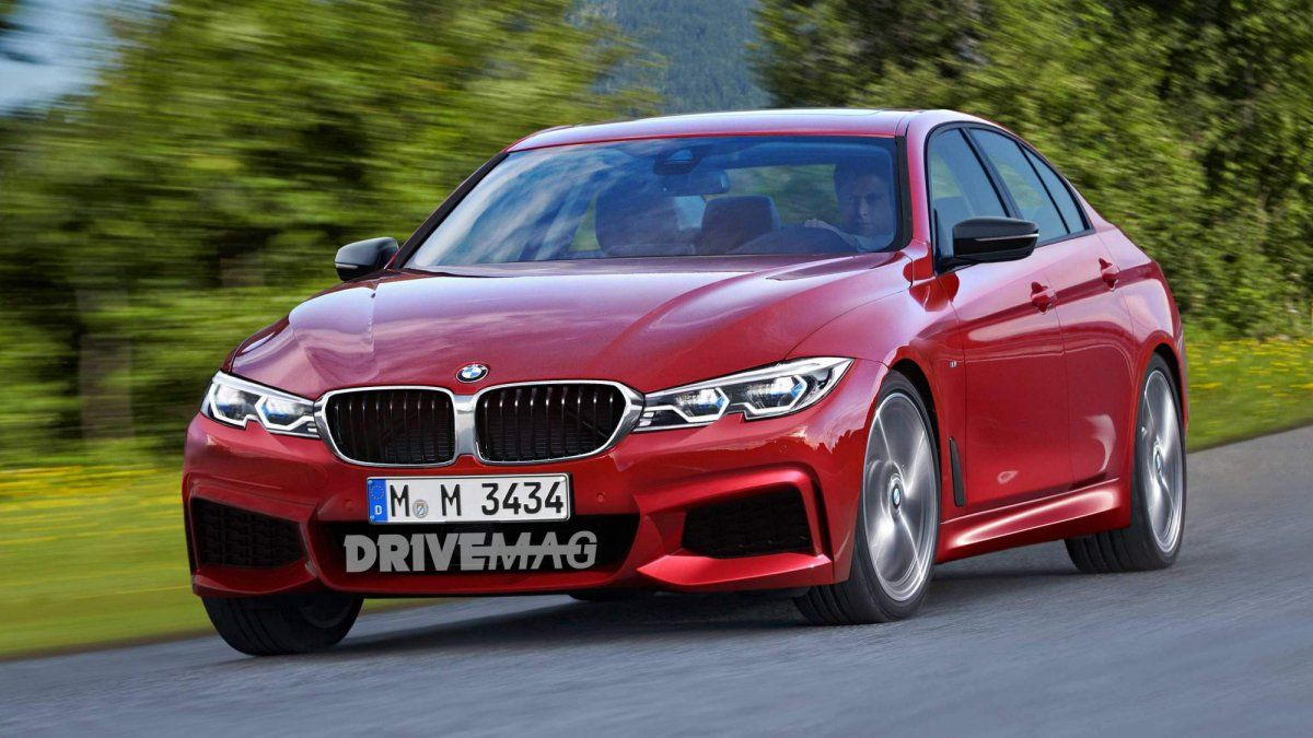 2019 Bmw 3 Series G20 Won T Look That Similar To The 5 After All