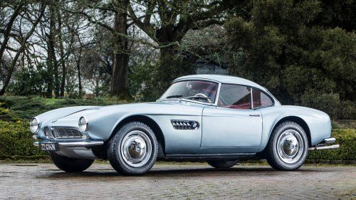 john surtees bmw 507 front