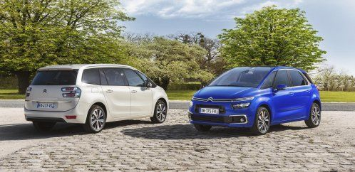 Citroen C4 Spacetourer and Grand C4 Spacetourer 02