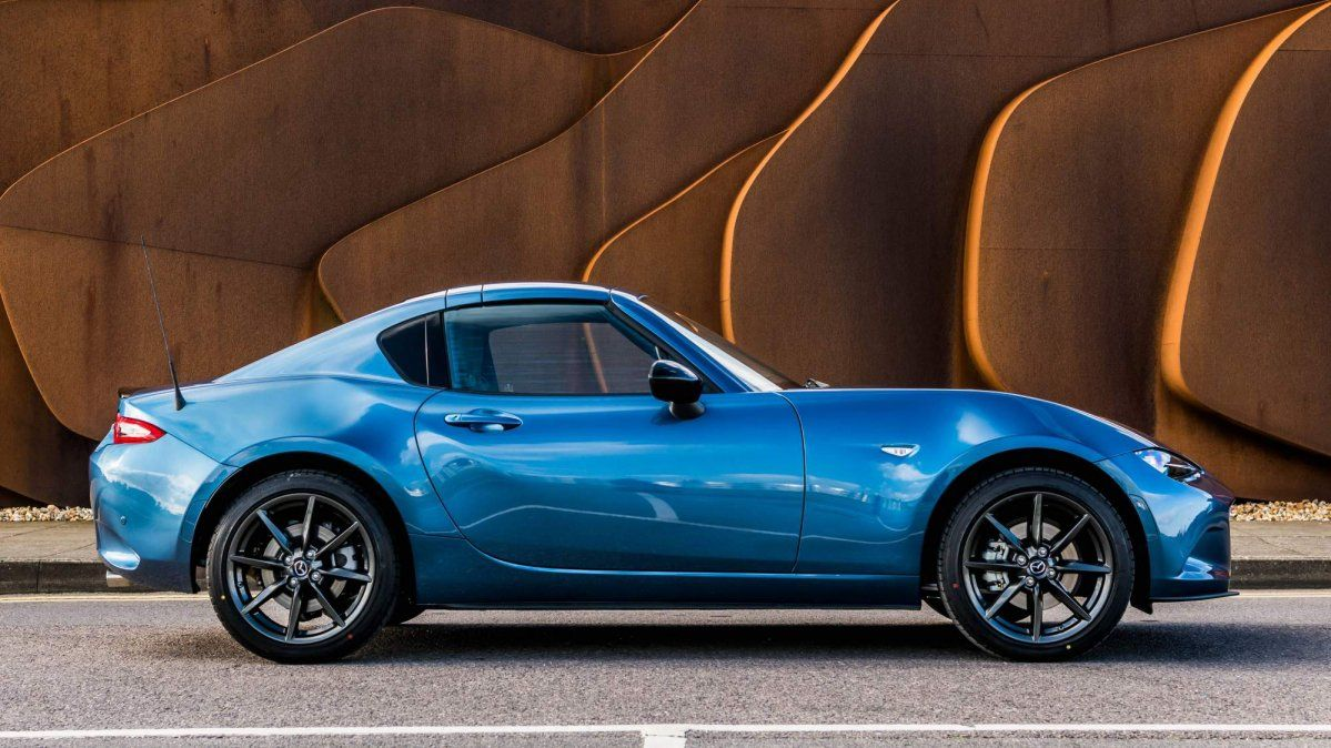 Toyota Floor Mats >> Mazda MX-5 RF Sport Black limited edition launches in the UK