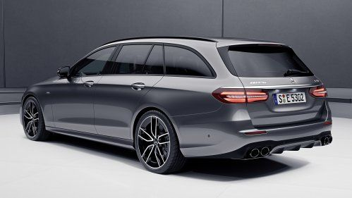 mercedes-amg e53 sedan and wagon front