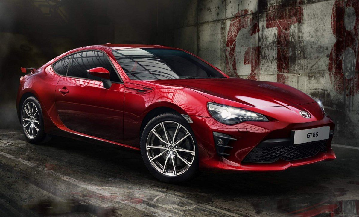 Subaru Brz Turbo >> Next-generation Toyota GT86 rendered with Supra styling cues