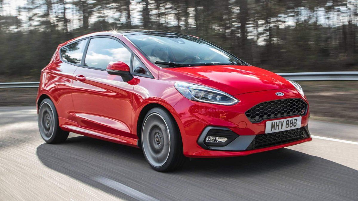2018 Ford Fiesta St Prices Have Been Announced