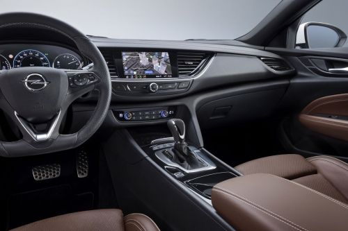2018 Opel Insignia infotainment 02
