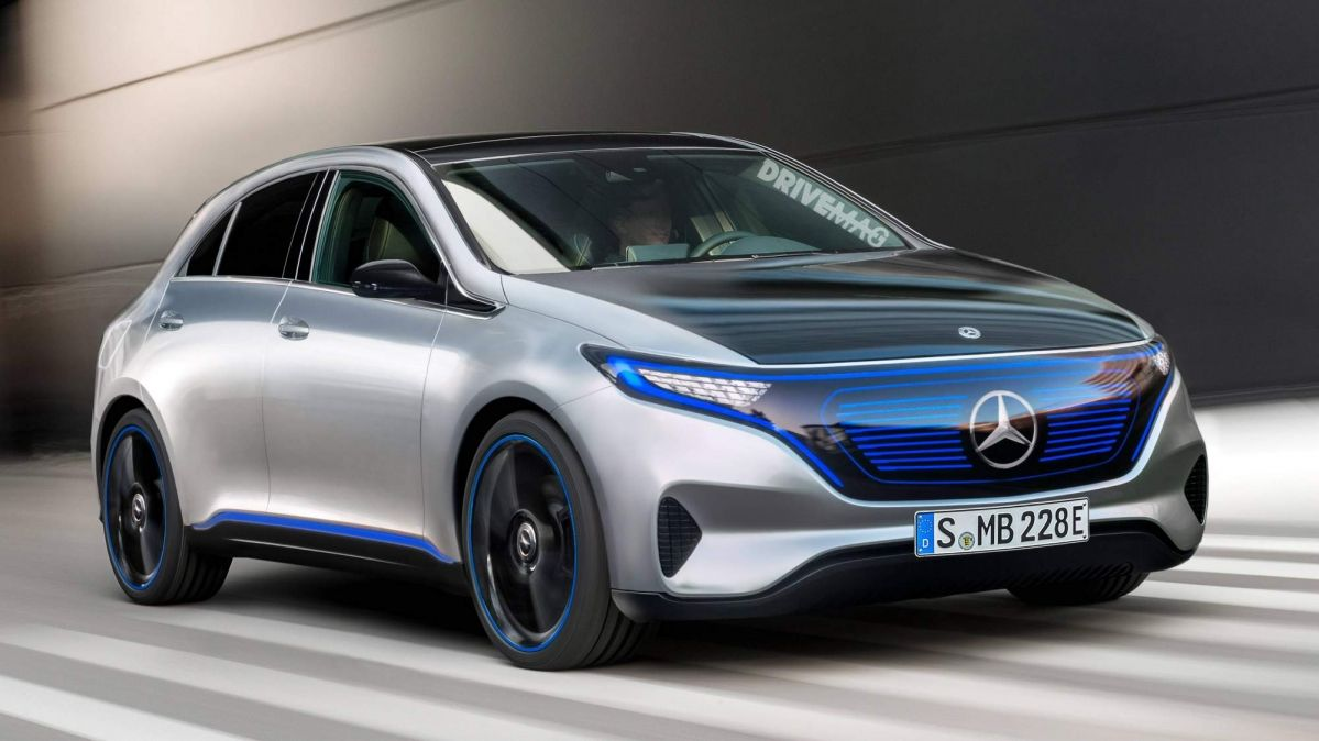 Mercedes Benz To Build All Electric Compact Car In France