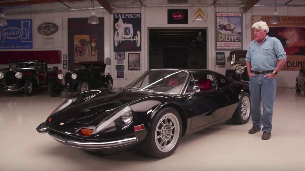 1972 Dino Monza 3 6 Evo is a one-of-a-kind Dino restomod