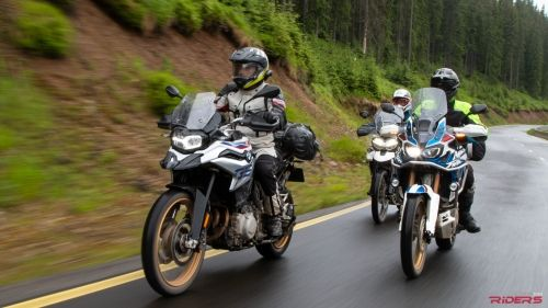 F850GS vs Africa Twin vs Tiger 800