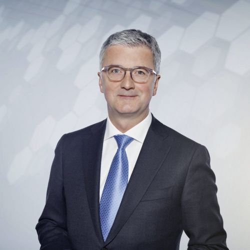 Rupert Stadler Audi chief arrested