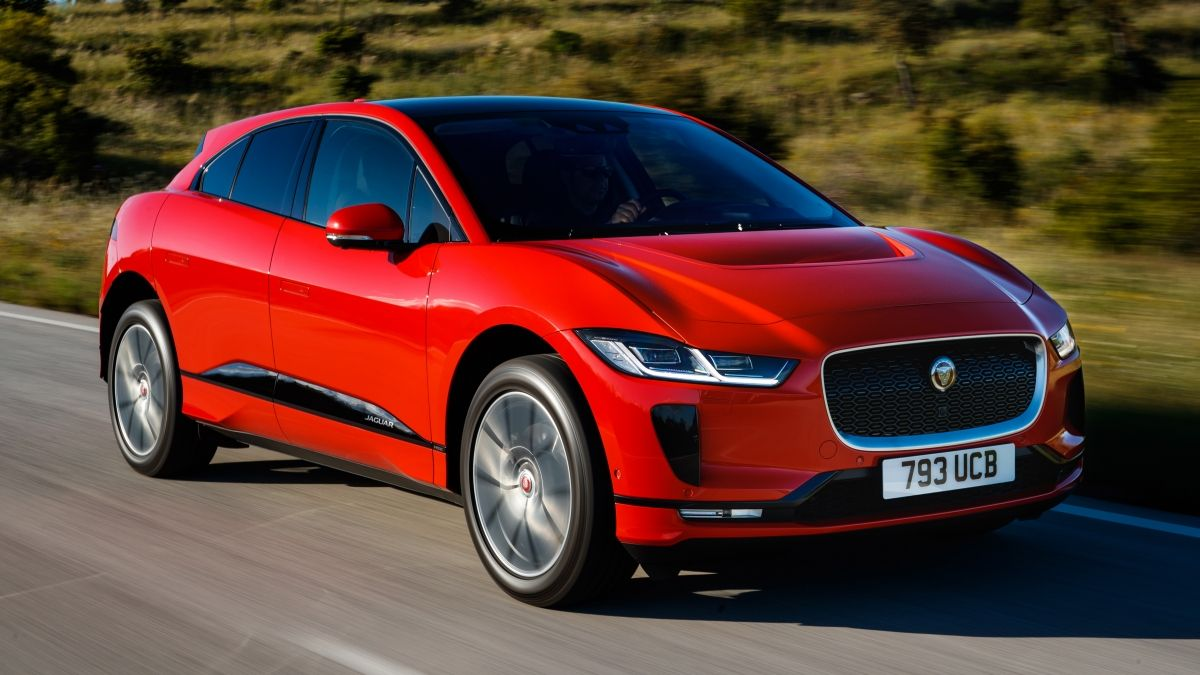 2019 Jaguar I Pace Ev Can Be A One Pedal Car Review Says