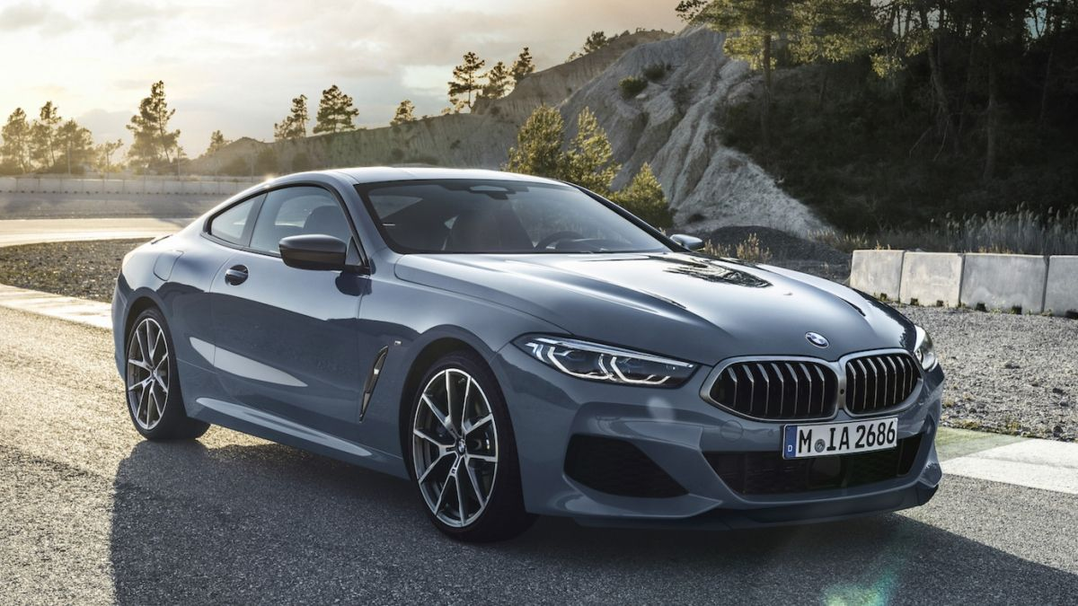 New Bmw 8 Series Coupé Debuts In M850i Xdrive And 840d Xdrive Guises