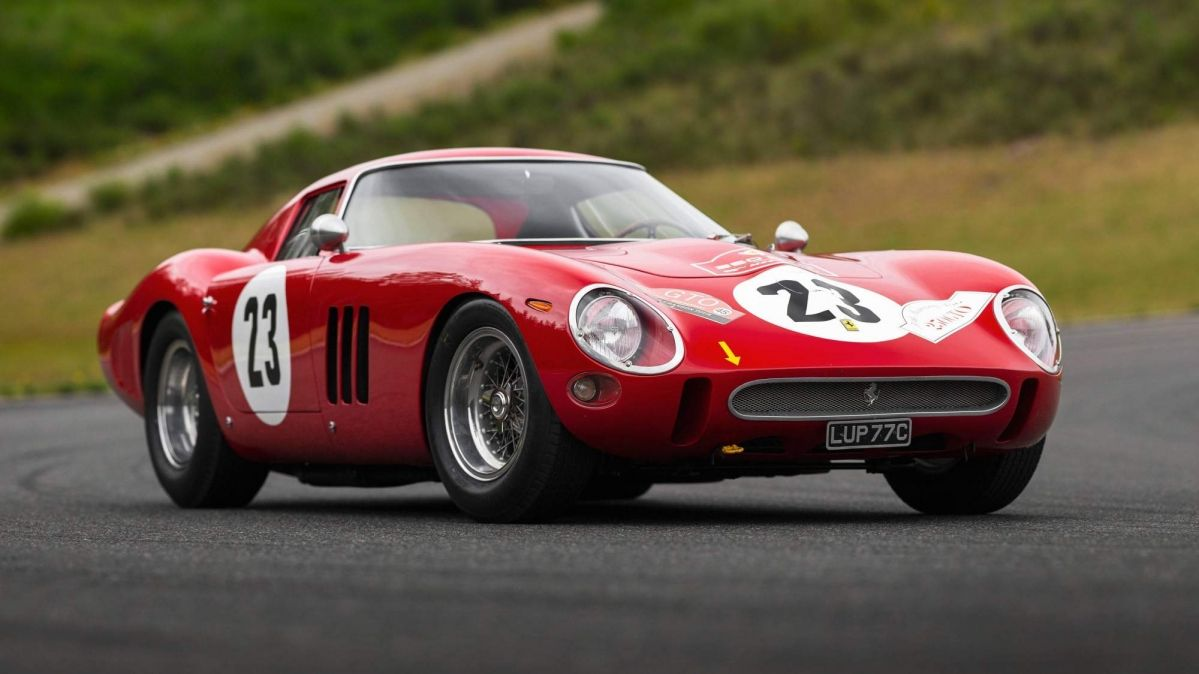 1962 Ferrari 250 Gto Tipped To Become The Most Expensive Car Ever Auctioned
