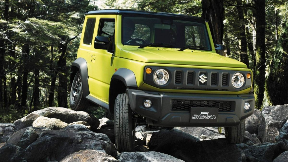 Suzuki Releases Full Details About All New 2019 Jimny Small Off Roader