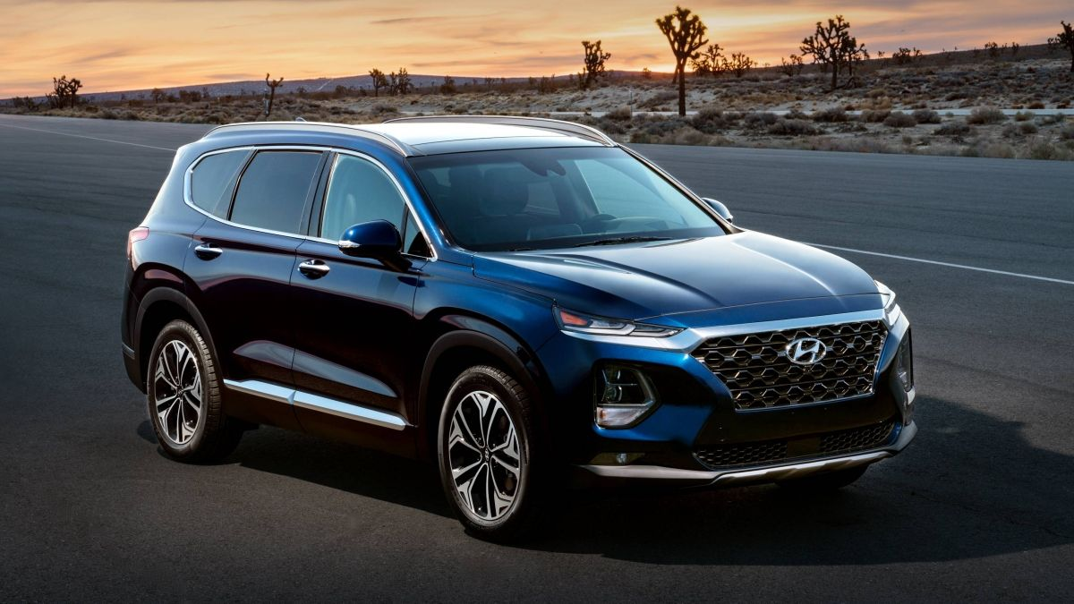 Hyundai Releases Us Pricing For All New 2019 Santa Fe