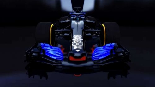 mclaren shadow project