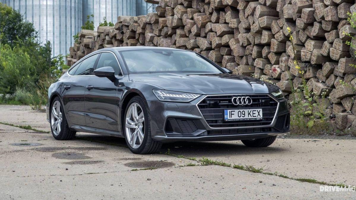 Kekurangan Audi A7 Spesifikasi