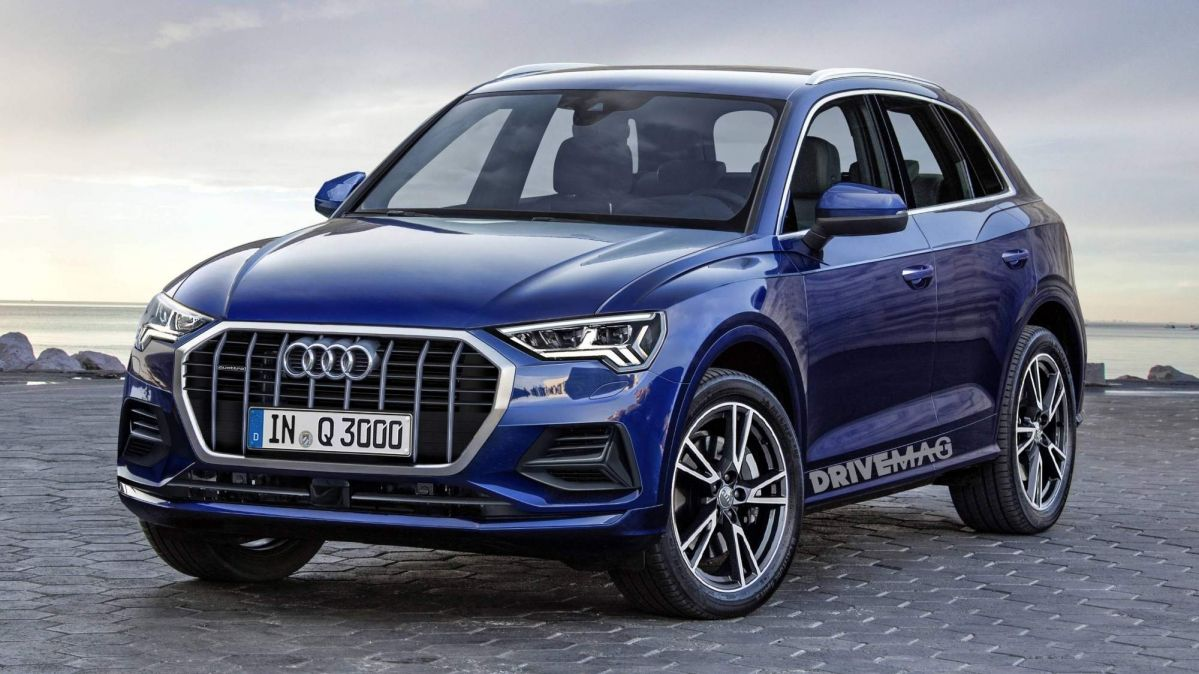 2018 Audi Q3: New Generation, Redesign, Changes >> Here S What The Next Generation Audi Q3 Might Look Like