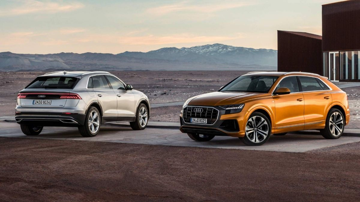 2019 Audi Q8 Priced From 76300 In Germany