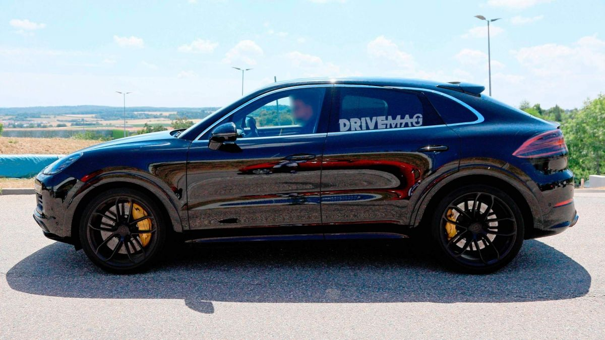We Spy The 2020 Porsche Cayenne Coupe