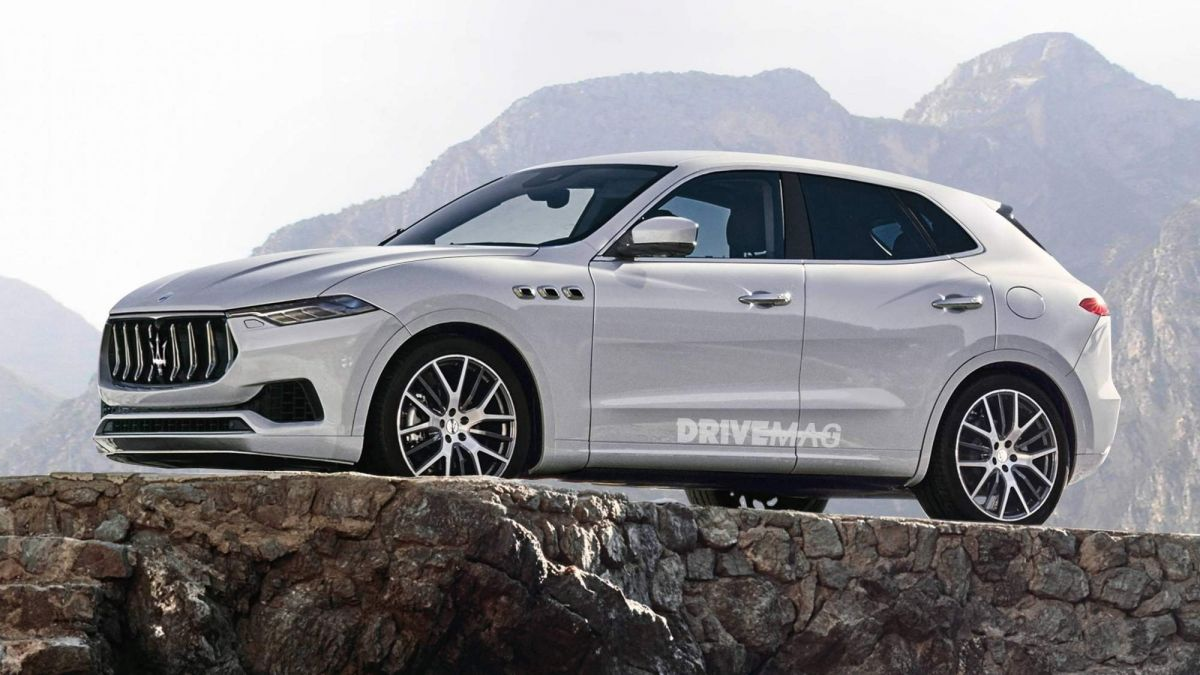 Maserati S Upcoming D Segment Suv Envisioned