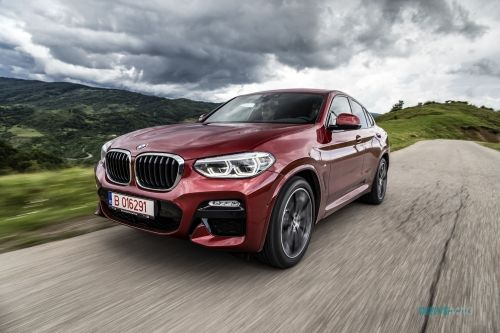 2018 BMW X4 review 13