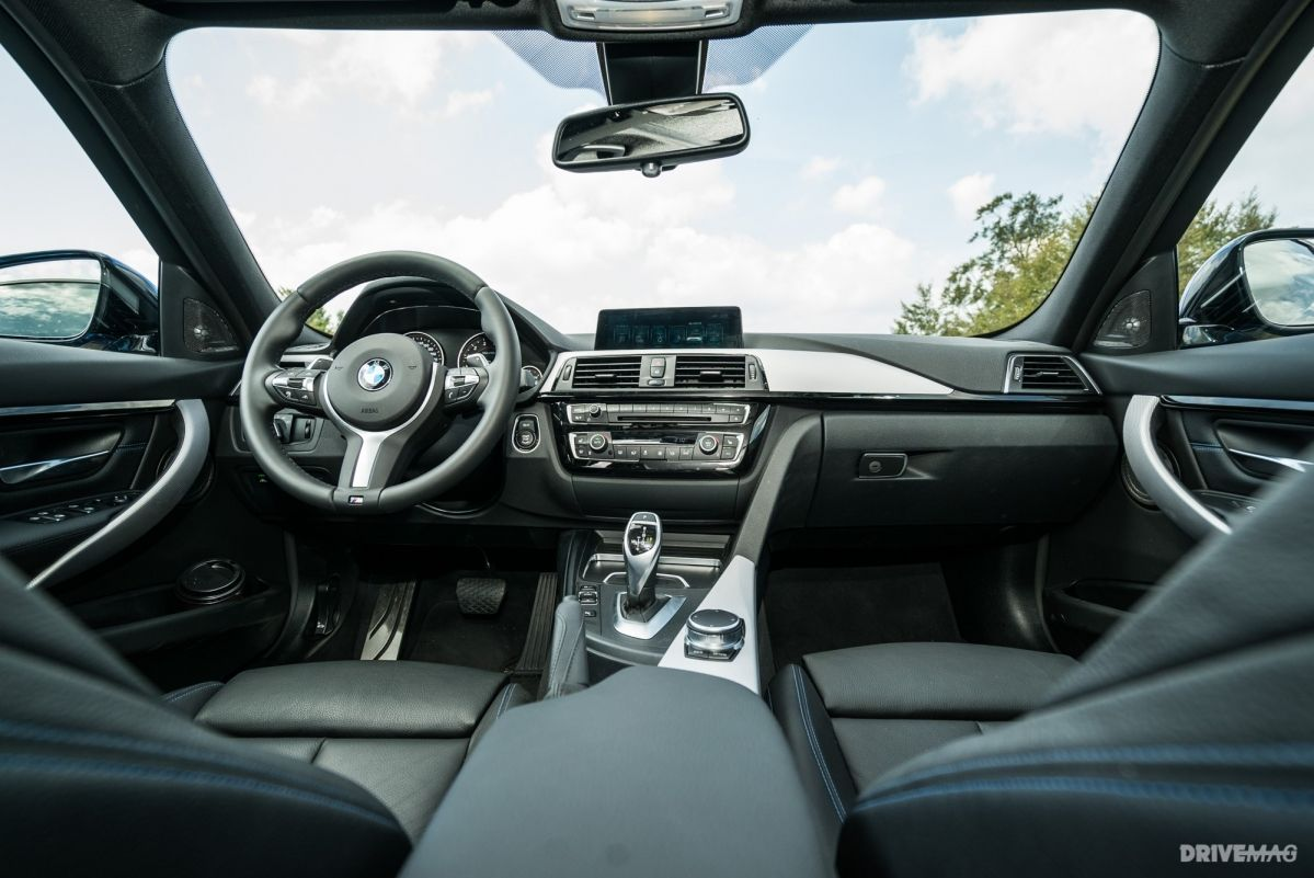 2018 Bmw 3 Series 320i Review Nice For What