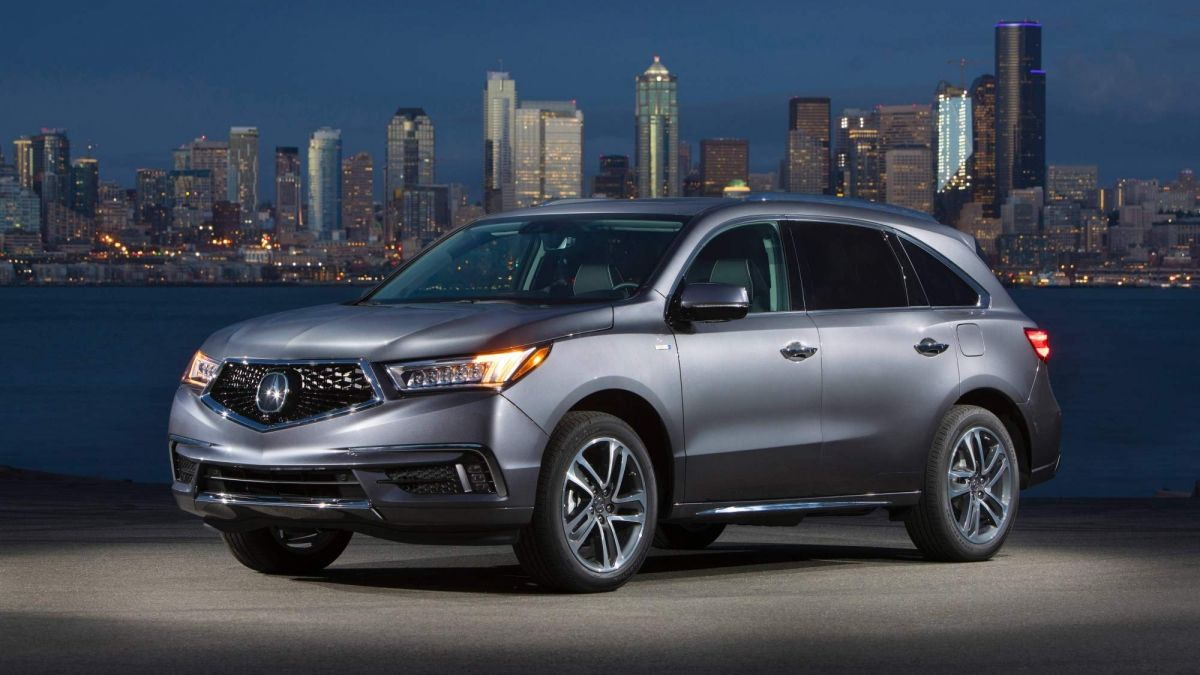 2019 Acura Mdx Sport Hybrid Goes On With 52 800 Price Tag