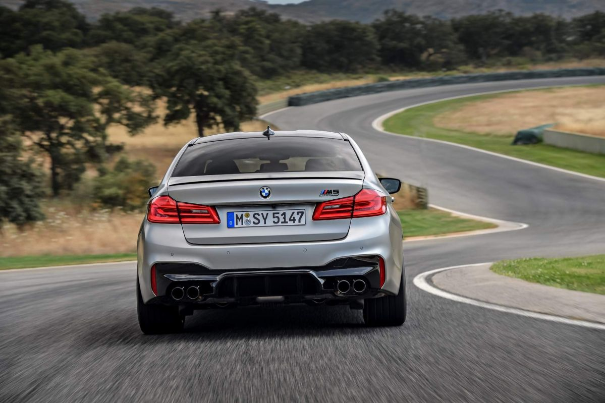 2019 Bmw M5 Competition All You Kneed To Know