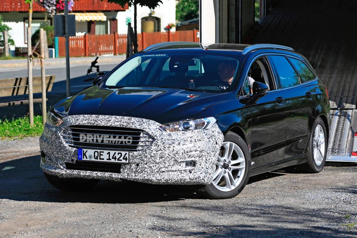 2021 Ford Mondeo New Model and Performance