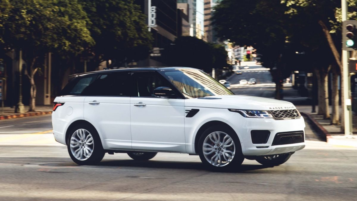 2019 Land Rover Range Rover Sport Svr 0 60