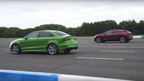 Audi-RS3-Sedan-vs-Jaguar-I-Pace