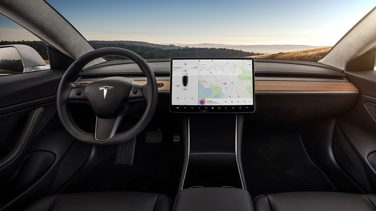 Lexus Electric Car >> Tesla to adopt Model 3 interior style for Model S, Model X