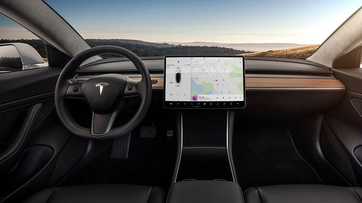 Tesla Model S Interior >> Tesla To Adopt Model 3 Interior Style For Model S Model X
