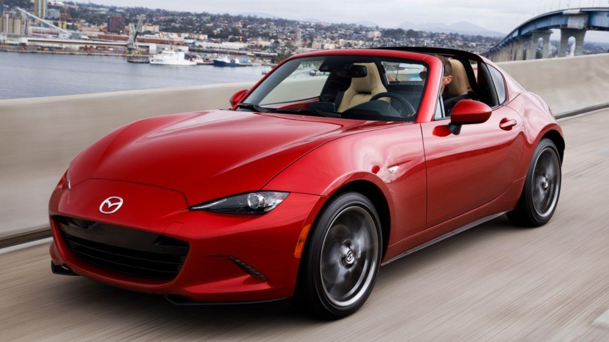 2019 Mazda Mx 5 Miata Rf Prices