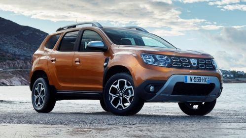 new dacia duster SUV reviews