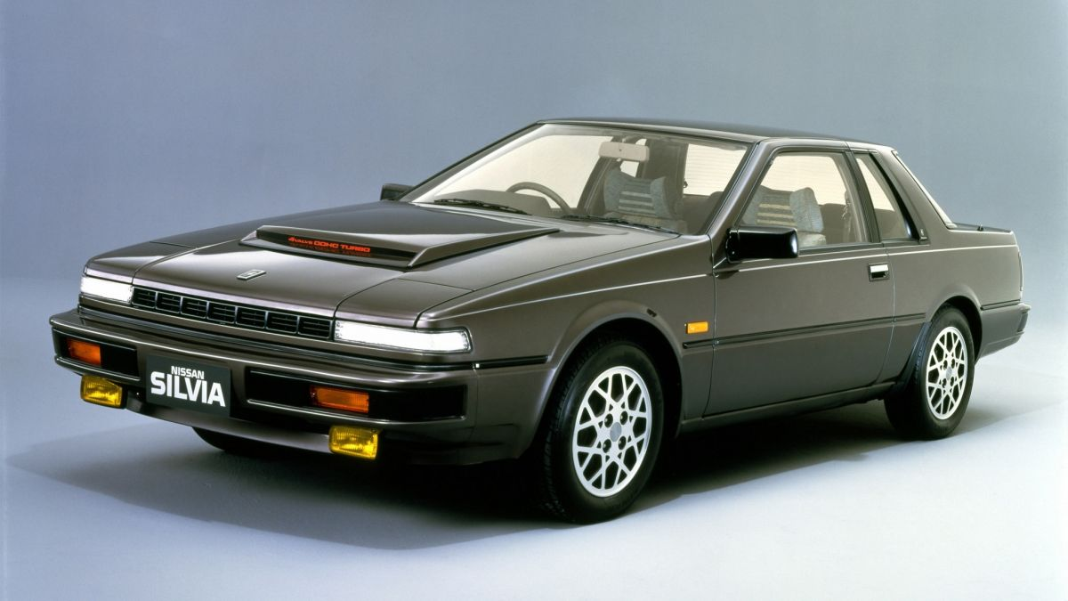 This Is The Evolution Of The Nissan Silvia