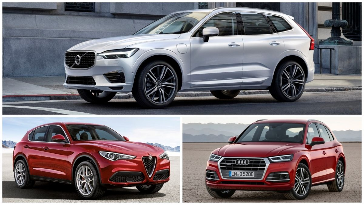 Safest 2018 SUVs on sale in Europe right now