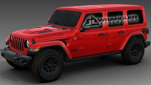 2018 jeep wrangler jl moab edition