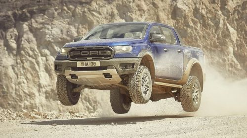 2019 Ford Ranger Raptor Europe 03