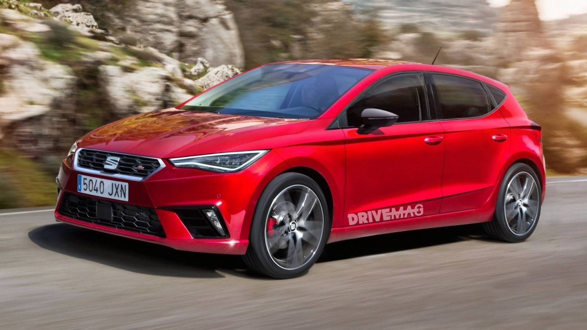 2020 seat leon could end up looking like this