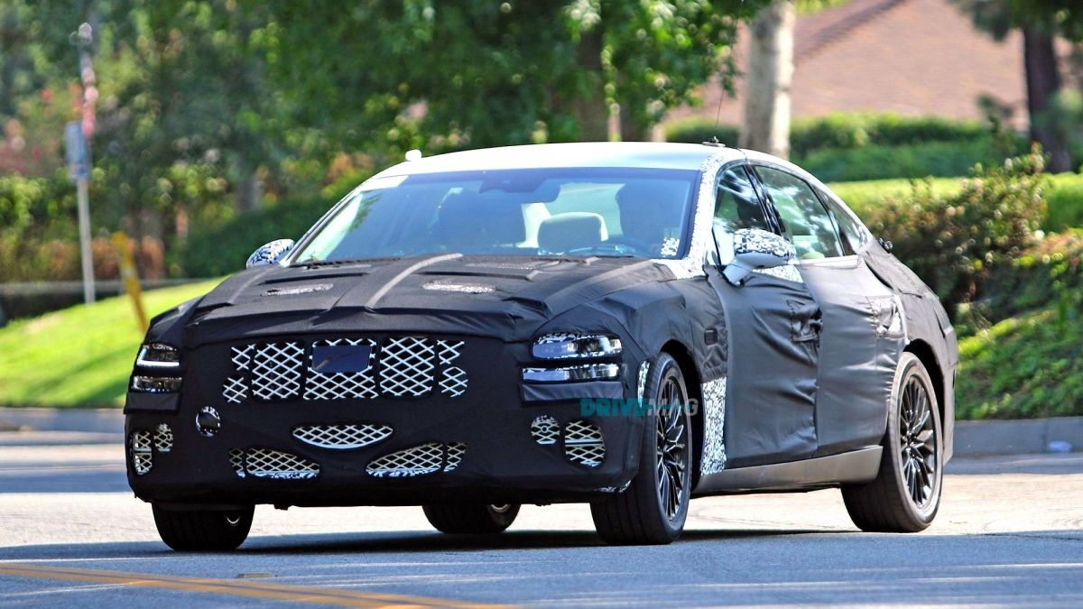 Southern Chrysler Jeep >> 2020 Genesis G80 caught testing for the first time