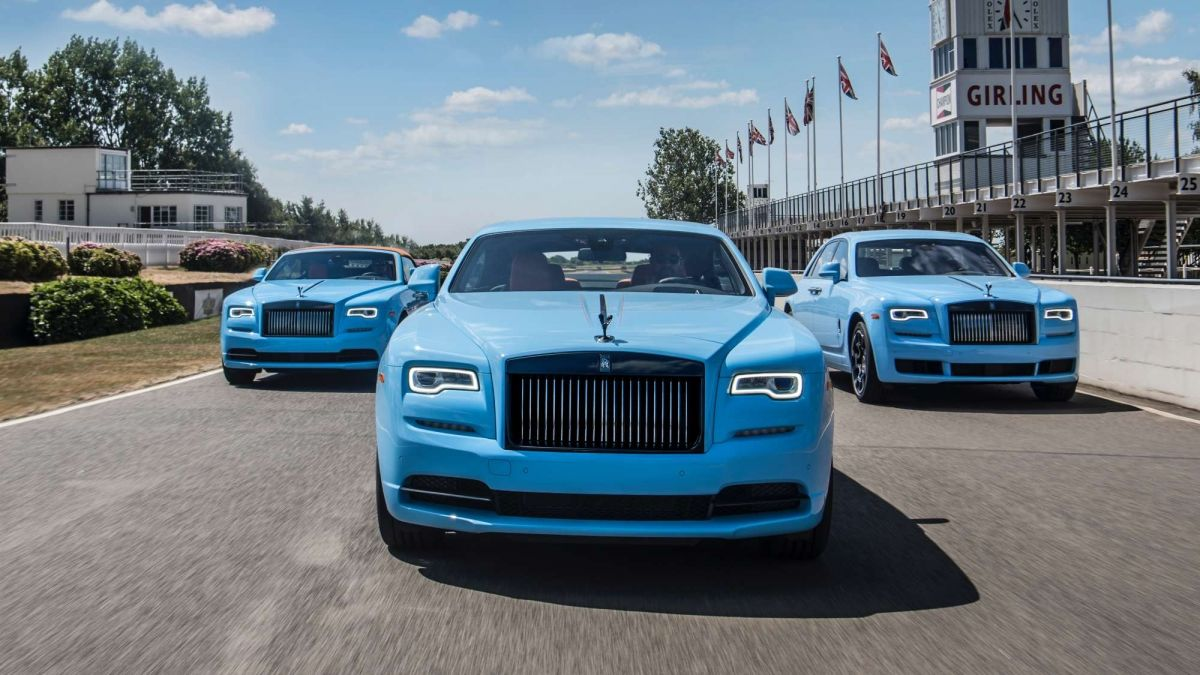 Rolls Royce Cullinan To Make Glamorous Public Debut In The Us