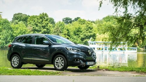 renault kadjar 130 dCi review