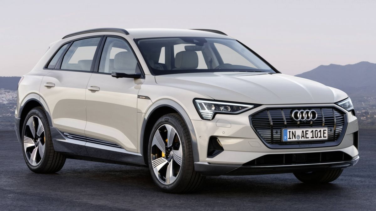 2019 Audi E Tron Unveiled With 79 900 Price Tag