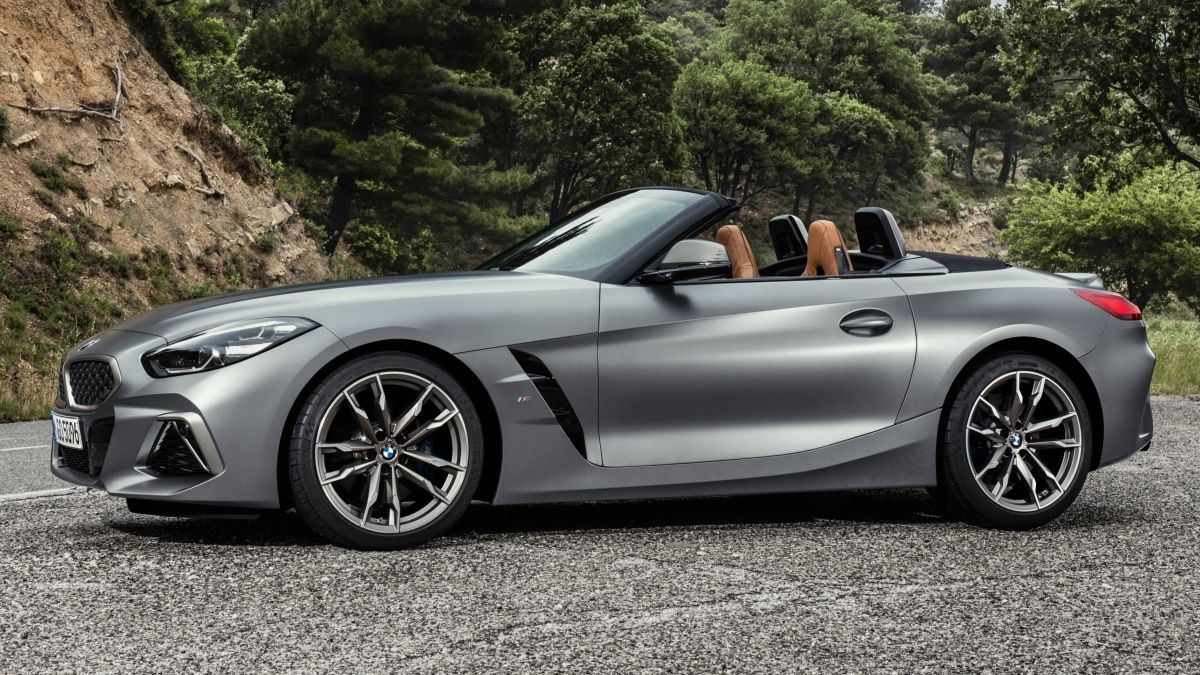 2019 Bmw Z4 Roadster Detailed Specs Equipment Price
