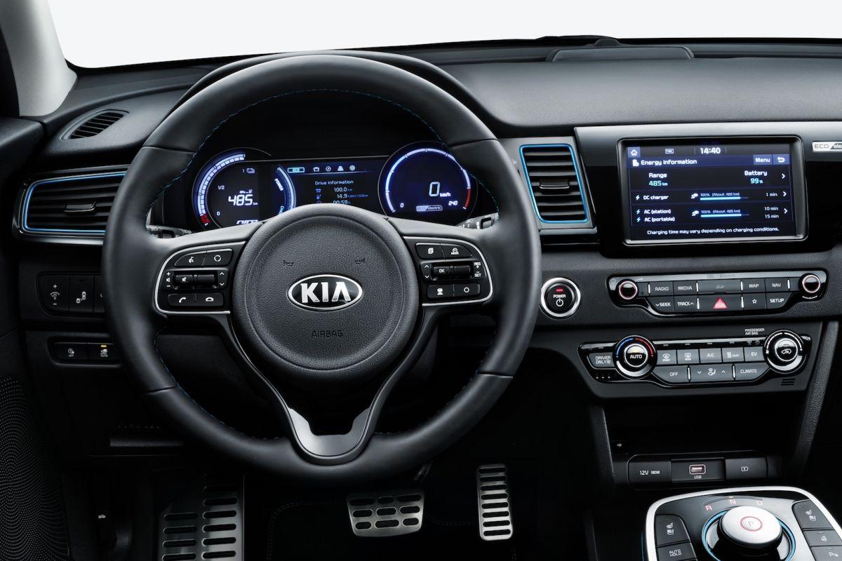 New Kia E Niro Can Go For 485 Km On A Single Charge