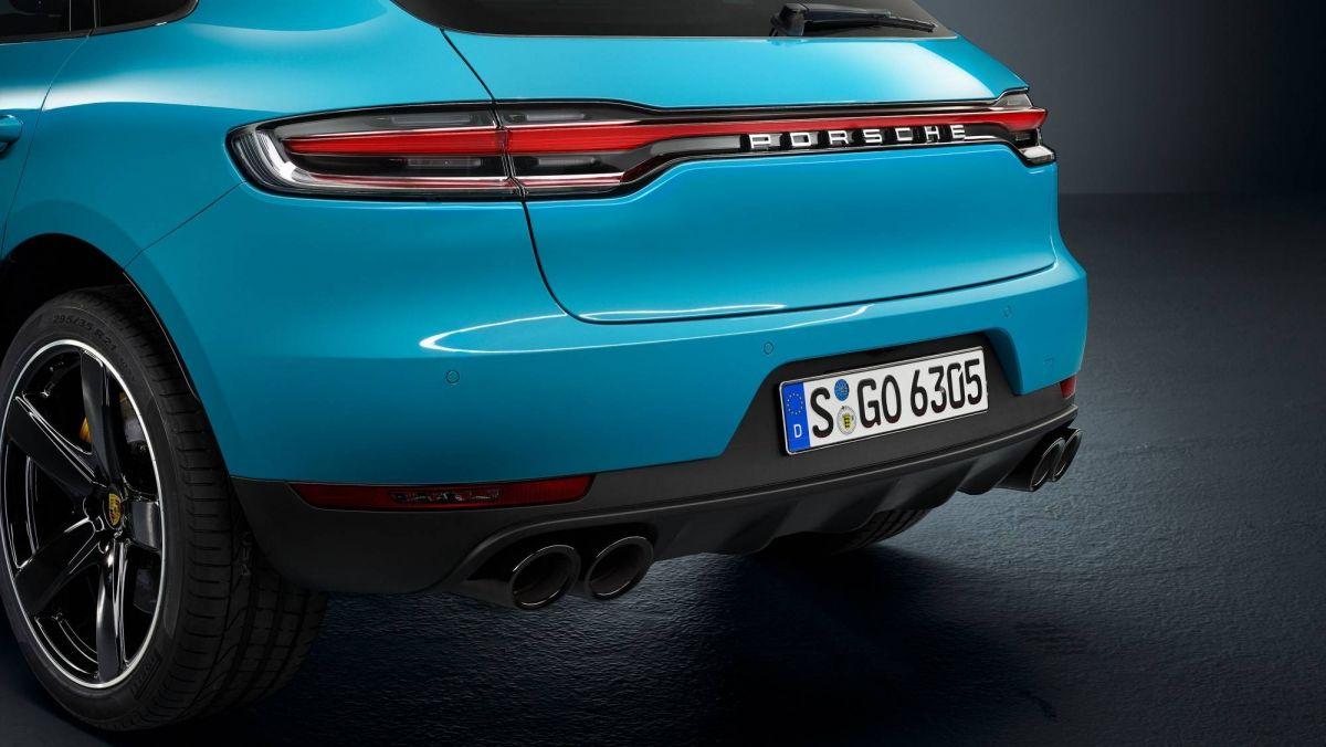 Porsche Macan Facelift Features An Improved 2 0 Liter Engine