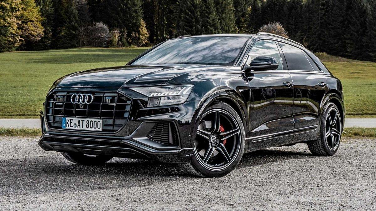 Kelebihan Audi Q 8 Review